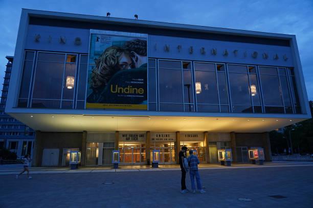 DEU: Berlin Movie Theaters Reopen During Coronavirus Pandemic