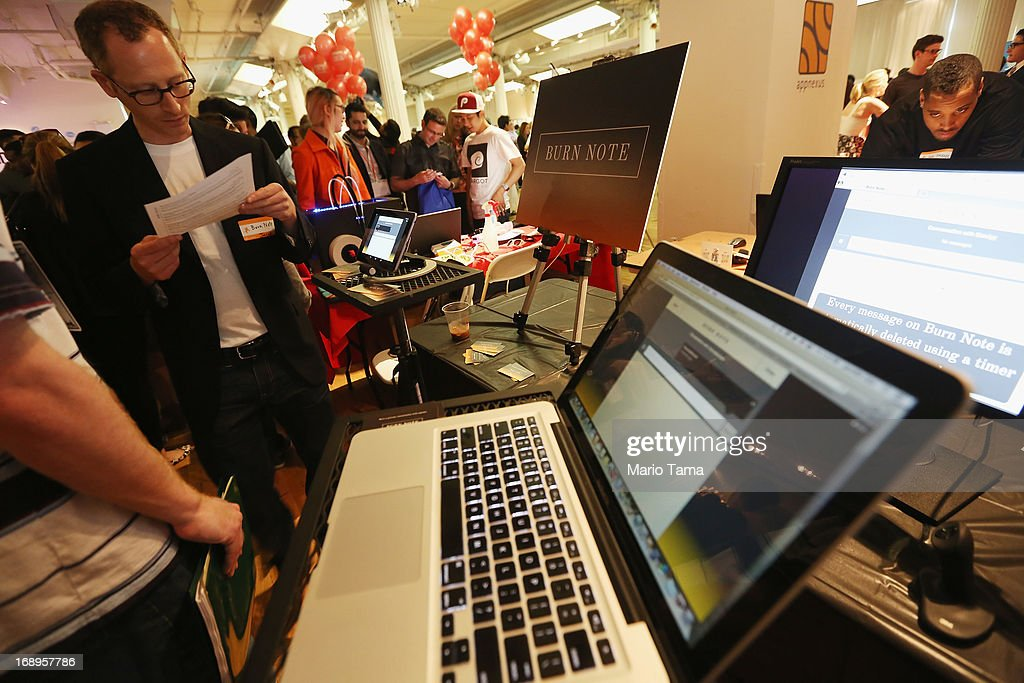 New York Tech Companies Host Unconventional Job Fair | Getty Images