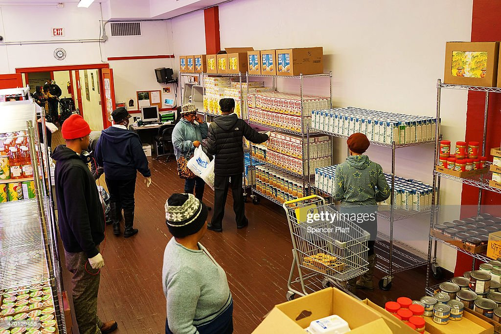 Camba Beyond Hunger Emergency Food Pantry New York