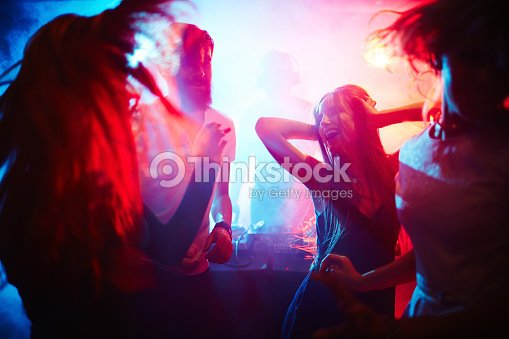 People dancing : Stock Photo