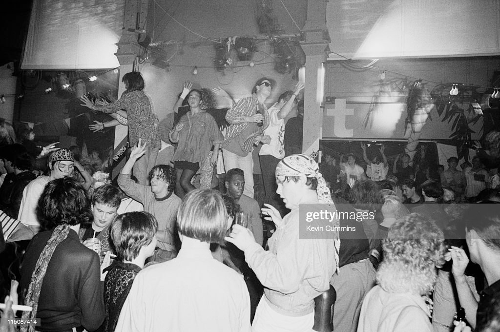 30 years since the hacienda opened in manchester getty