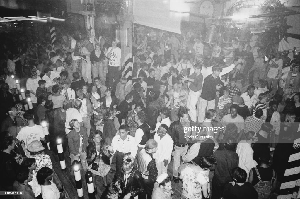 30 years since the hacienda opened in manchester getty for House music 1988