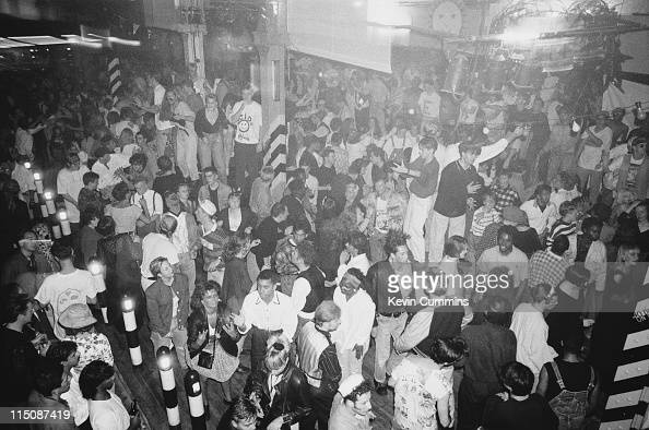 Hacienda manchester stock photos and pictures getty images for House music 1988
