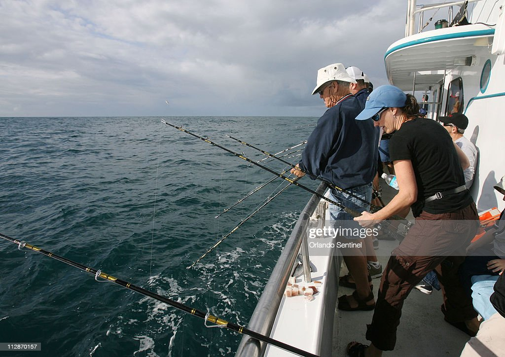 Best of sport getty images for Sea spirit fishing