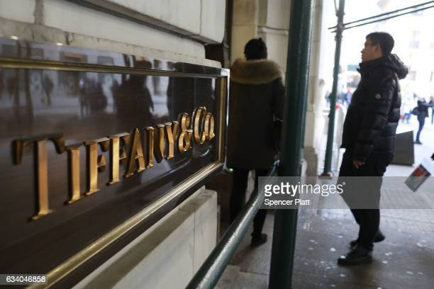 bfd779ce711 Tiffany s CEO Steps Down Amid Disappointing Sales