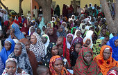 People fled from Bama Konduga and Damboa villages of northern Nigeria due to the clashes between Nigerian security forces and Boko Haram militants...
