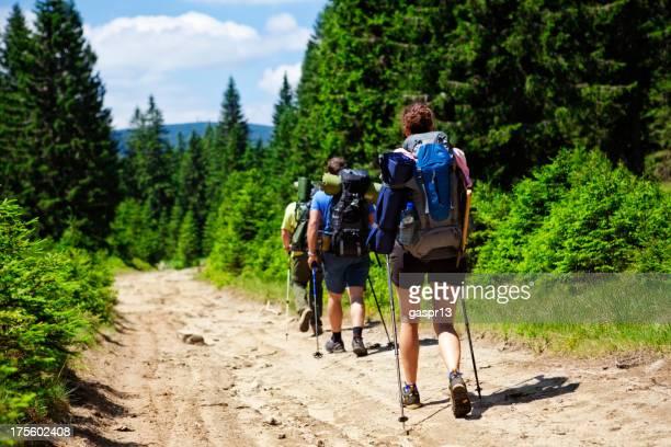 Menschen Wandern