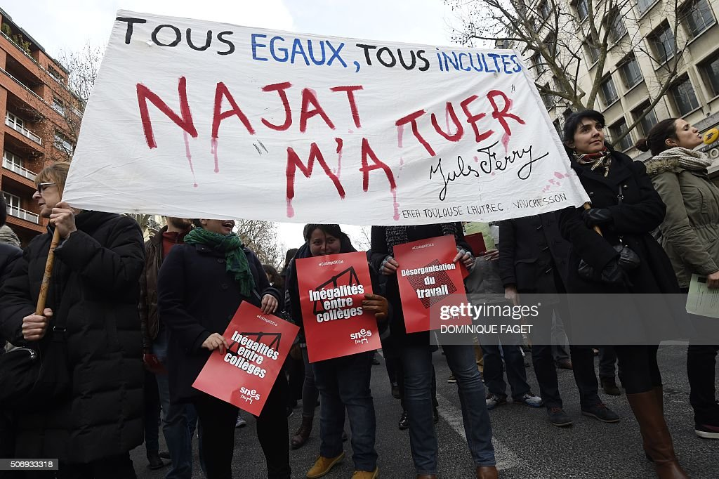 Fransa'da Yükselen Emek Hareketi