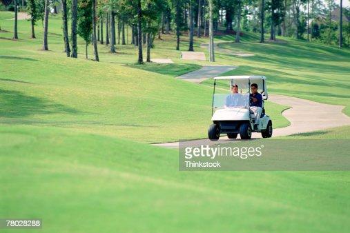 Prestige Golf Carts >> Golfbil Bildbanksfoton och bilder | Getty Images