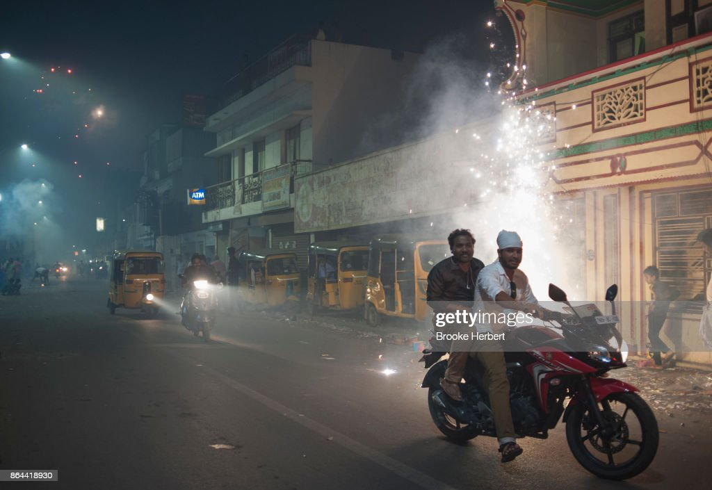 Diwali Celebrations Take Place In Chennai