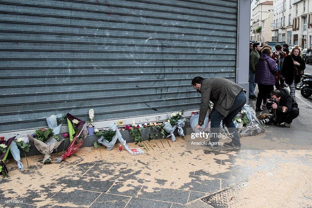Paris Explosions | Getty Images