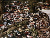 GUY: 18th November 1978 - (GRAPHIC CONTENT) The People's Temple Mass Suicide Led by Jim Jones Kills 918