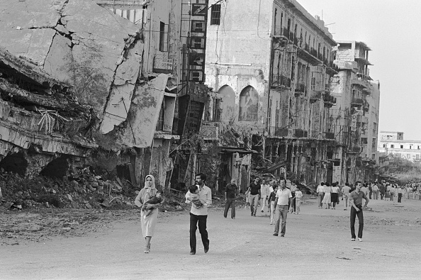 Essay civil war lebanon