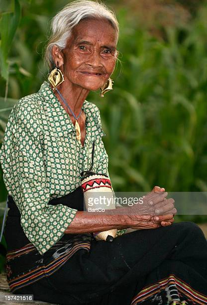 People of Sumba, Indonesia.