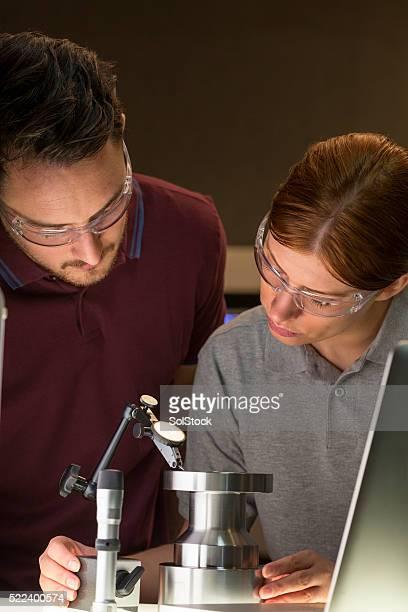 Menschen präzisen Messung Instrumente