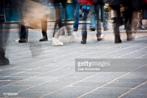 People shopping : Stock Photo