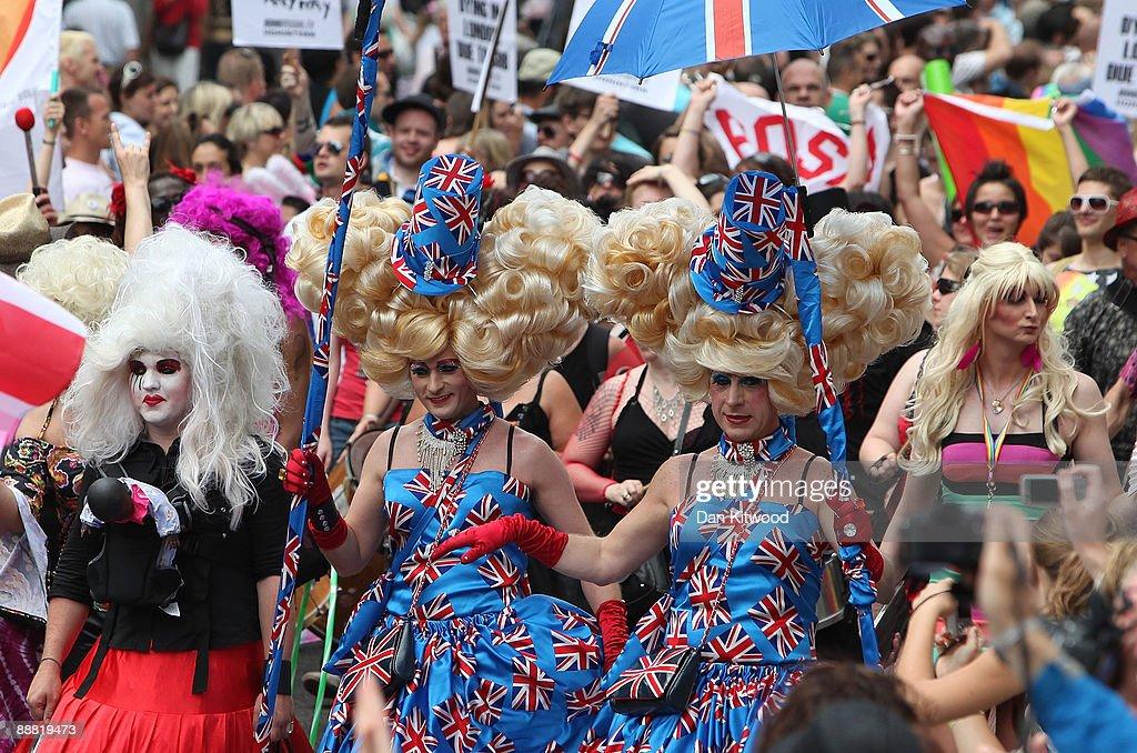 Парад лесбиянок фото