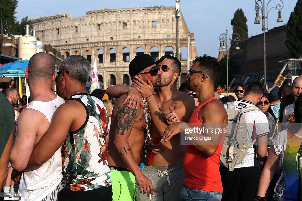 Gay pride italy