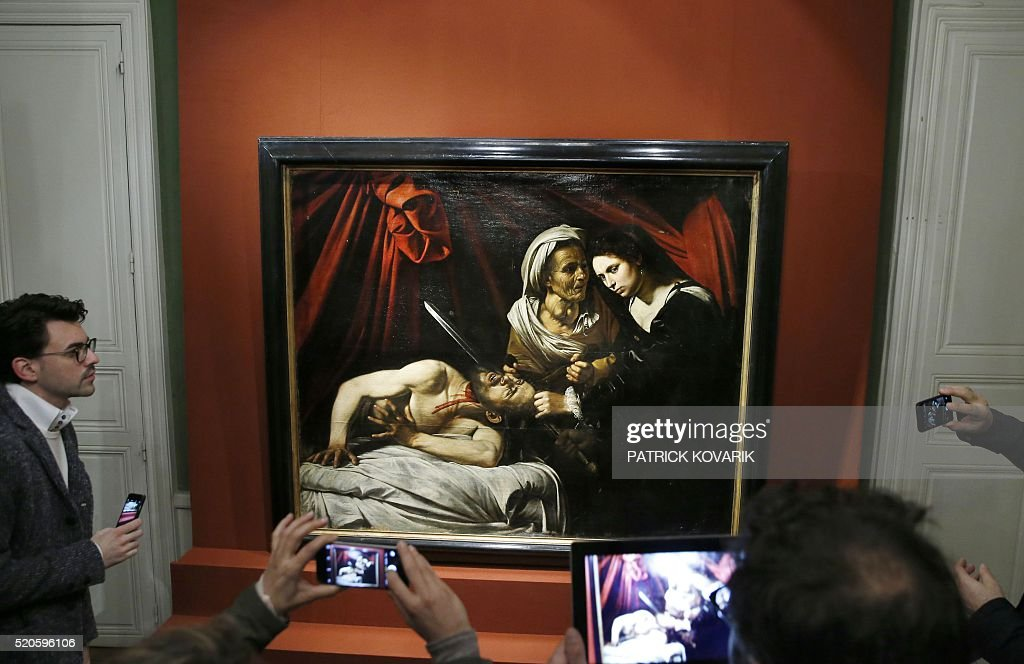 description of judith cutting off the Esther, judith, mary  posted on  for she saved her people by cutting off the head of the evil  in may of 1988 this was the description of the.