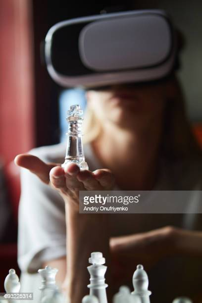 People Using Virtual Reality - Brief