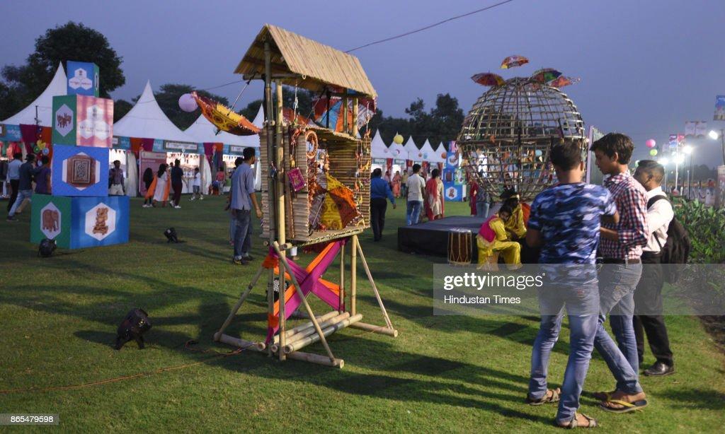 Union Home Minister Rajnath Singh Inaugurates Paryatan Parv - Grand Finale On Rajpath Lawns