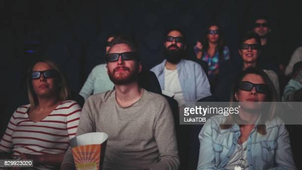 ピープルウォッチング 3 D 映画