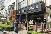CHN: Luckin Coffee Outlets as China's Fastest-Growing Coffee Chain Plunges on Accounting Probe