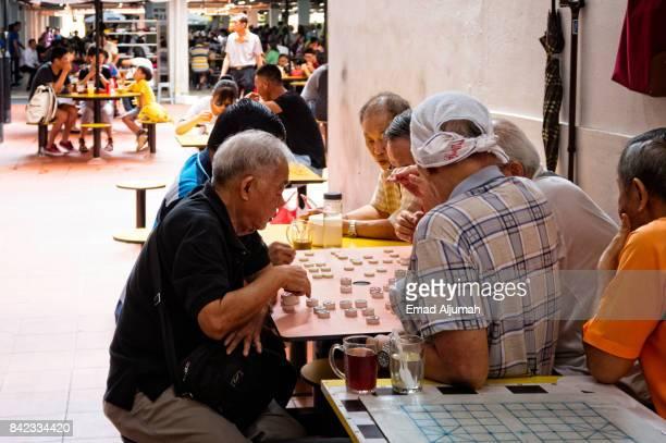 People's Park Food Center, Singapore August 20, 2017