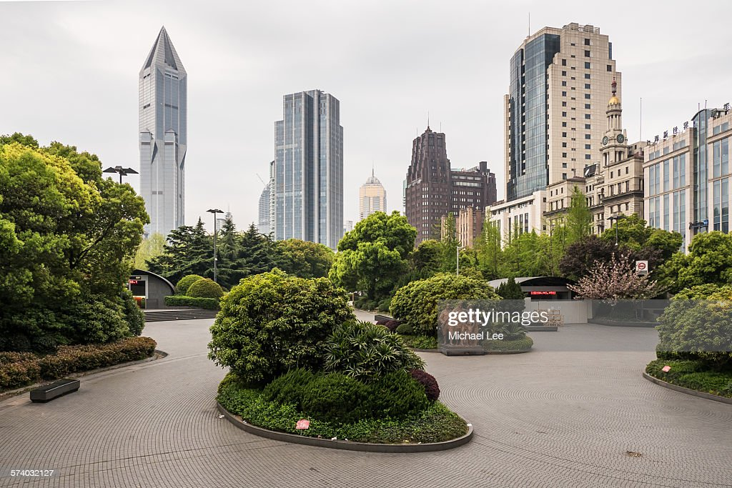 Peoples Park - Shanghai, China