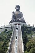 Peoples' Republic of China, Hong Kong, Po Lin Monastery, Lantau