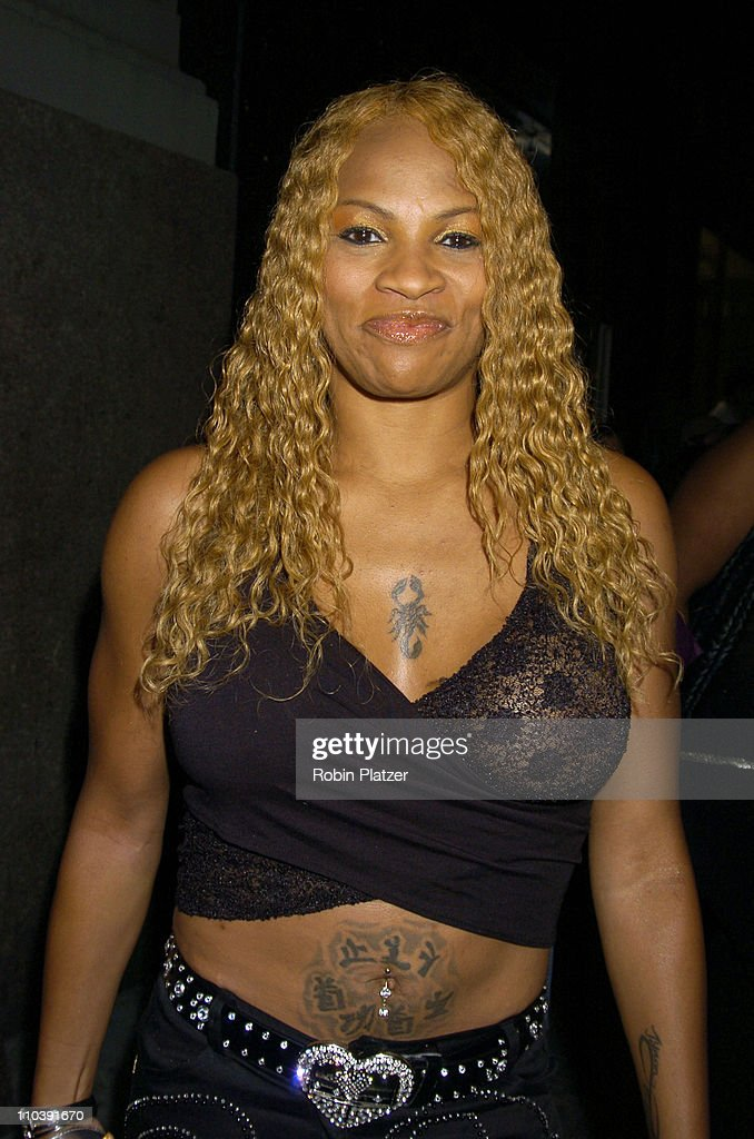 Pepa of Salt and Pepa during The Entertainment Weekly 'Must List' Party - Arrivals at Deep in New York City, New York, United States.