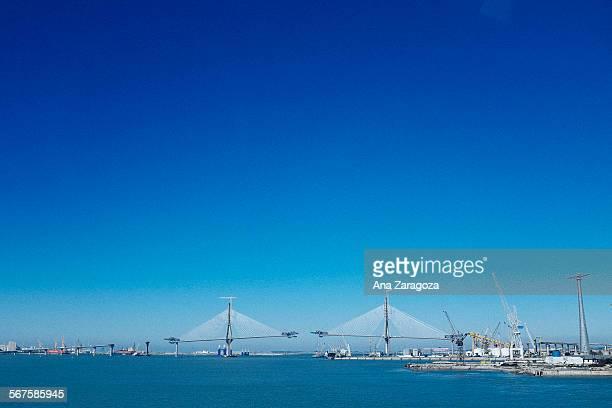 Pepa's bridge in Cádiz