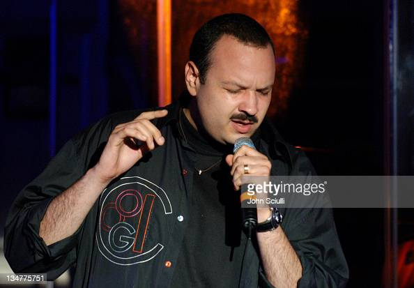 Pepe Aguilar during Starry Night Benefit Honoring Los Angeles Mayor Antonio Villaraigosa Show at Villa Casablanca in Malibu California United States