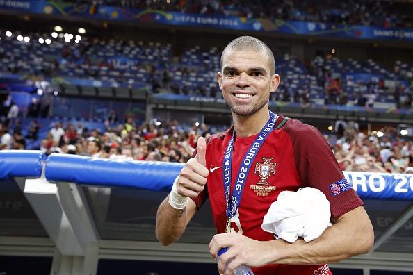 UEFA EURO 2016 final - 'Portugal v France' : News Photo