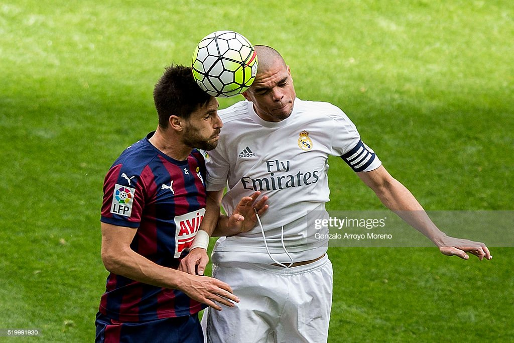 Real Madrid CF v SD Eibar - La Liga