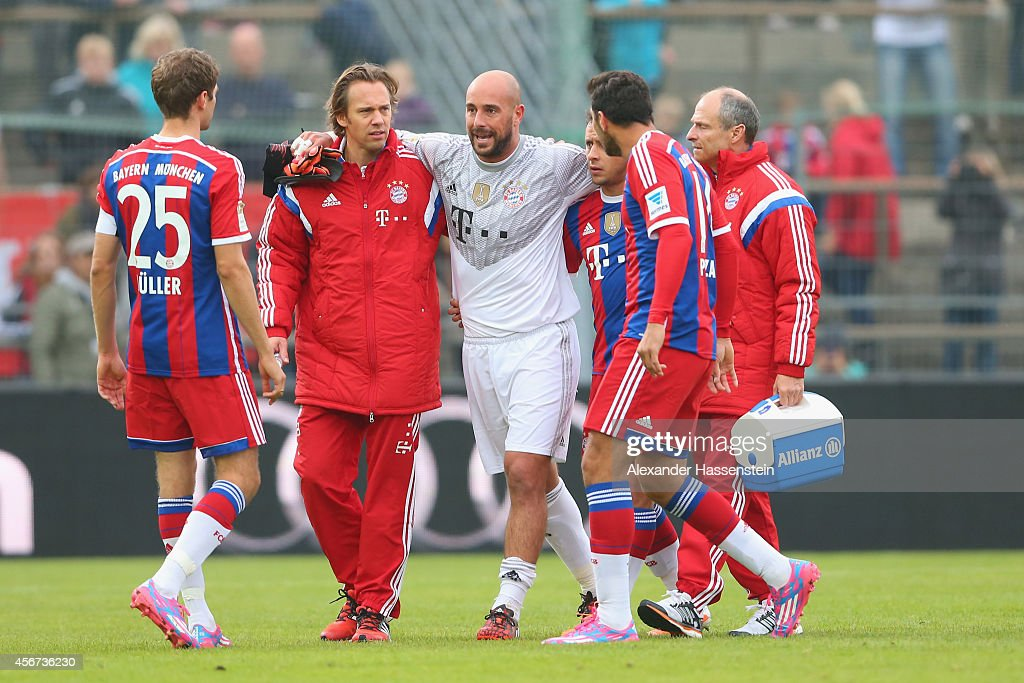 FC Bayern Muenchen v Paulaner Traumelf - Paulaner Cup 2014