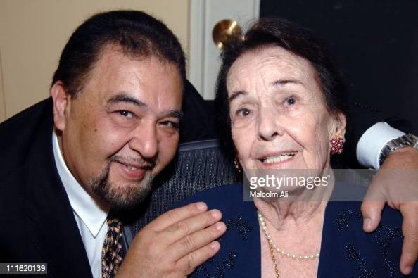 Pepe Romay and Lupita Tovar...