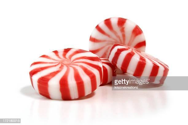 Pfefferminze Süßigkeiten