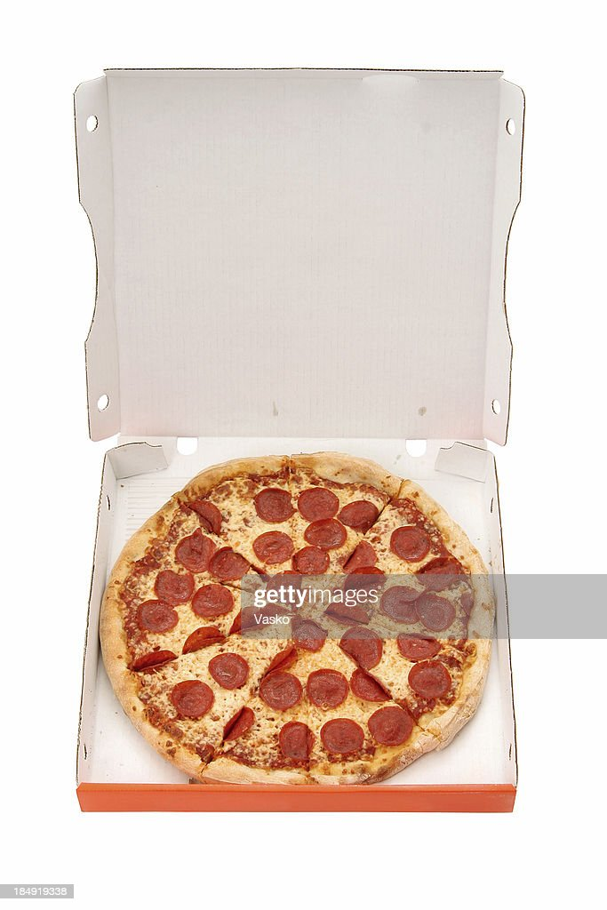 Pepperoni & Cheese - 01