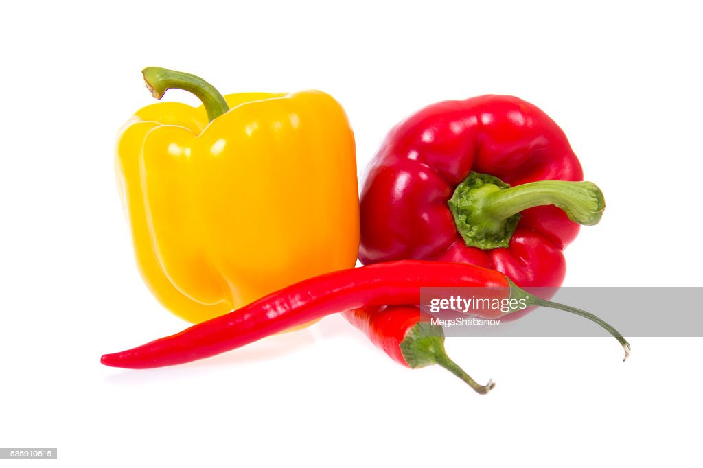 Pimentos : Foto de stock