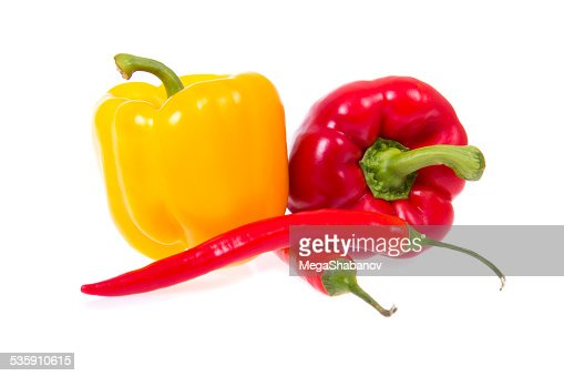 Peppers : Stock Photo