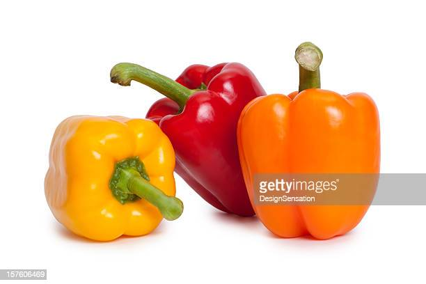 Peppers - Yellow, Orange and Red (XXXL)