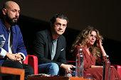 """""""Il terremoto di Vanja"""" Press Conference - 14th Rome..."""