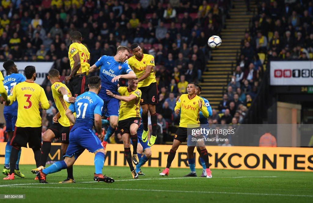 Watford v Arsenal - Premier League