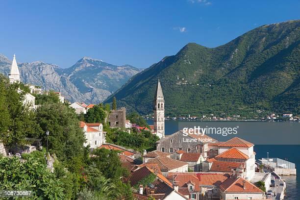 Perast, Boka Kotorska, Montenegro