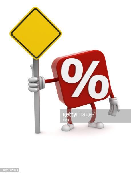Prozent Ermäßigung