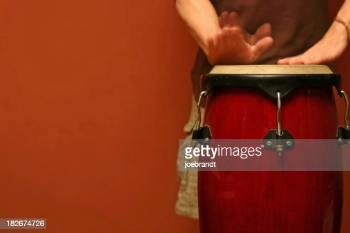 Percussion Player (Motion Blur)