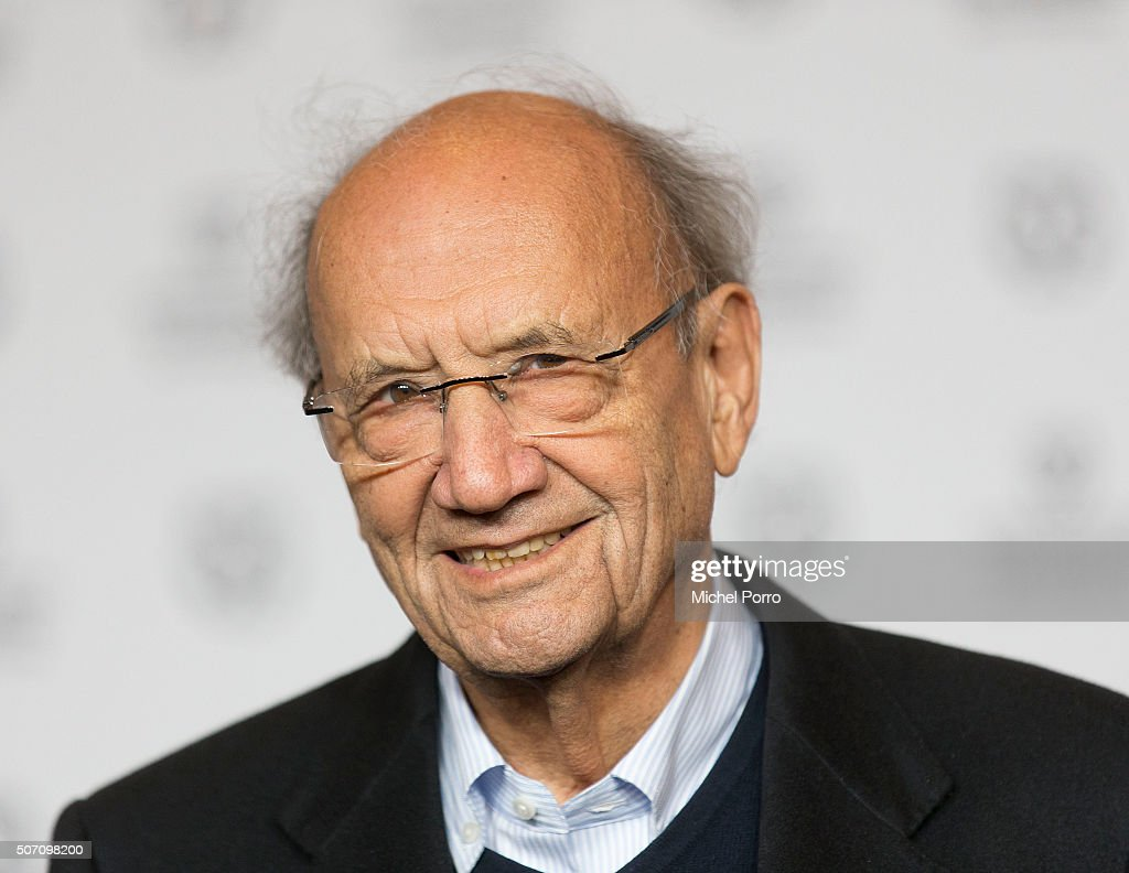 Pere Portabella attends the opening of the Rotterdam International Film Festival on January 27, 2016 in Rotterdam, Netherlands.