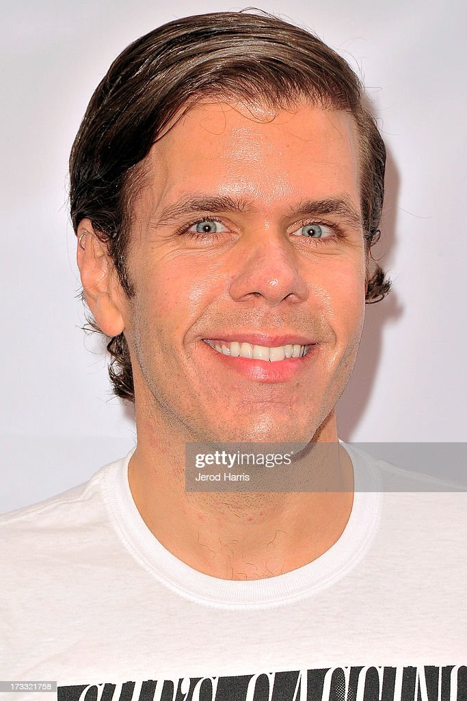 <a gi-track='captionPersonalityLinkClicked' href=/galleries/search?phrase=Perez+Hilton&family=editorial&specificpeople=598309 ng-click='$event.stopPropagation()'>Perez Hilton</a> arrives at the Outfest Opening Night Gala of 'C.O.G.' at Orpheum Theatre on July 11, 2013 in Los Angeles, California.