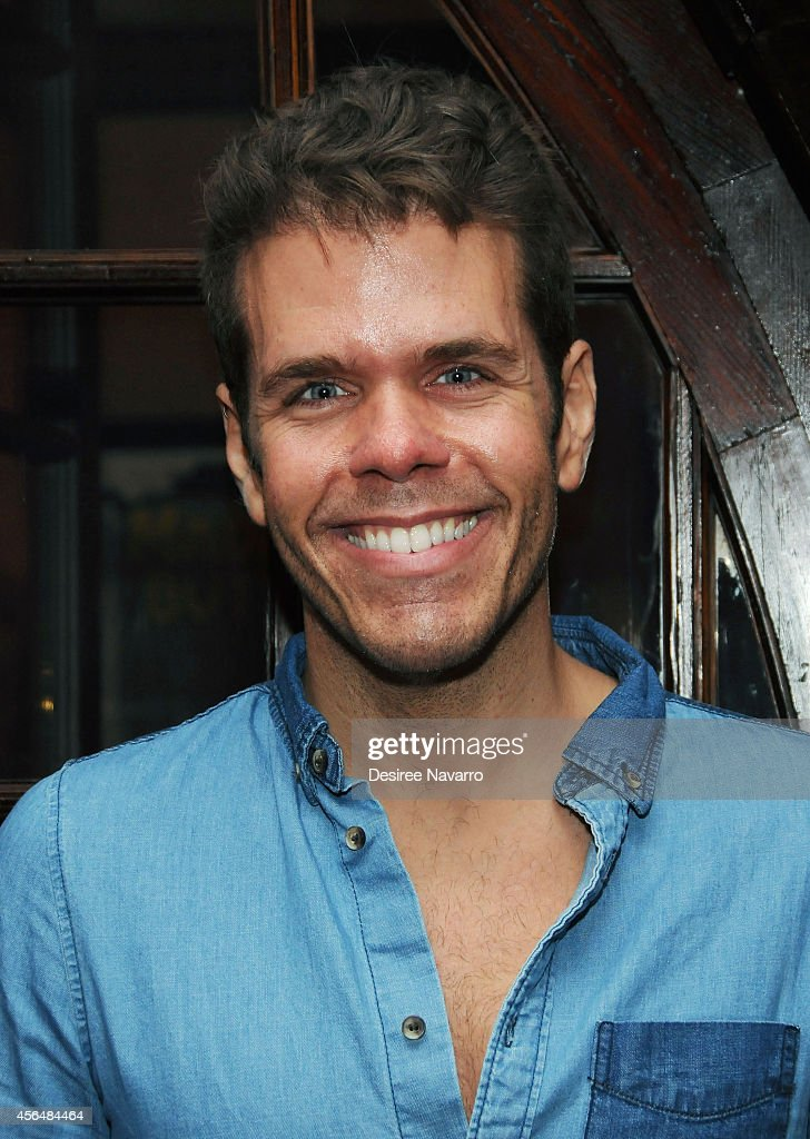 Perez Hilton attends Fast Company and Keek Luncheon Series during AWXI on October 1 2014 in New York City